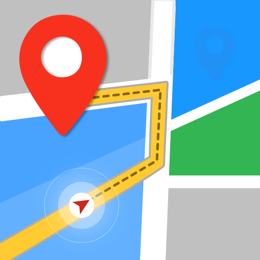 GPS, Maps, Voice Navigation & Directions  Apk Pro Mod latest 11.6