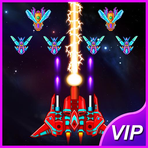 Galaxy Attack: Alien Shooter (Premium) 33.5 Apk Mod (unlimited money) Download latest