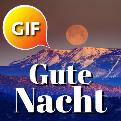 German Good Night & Sweet Dreams Gif Images Apk Pro Mod latest 2.06.05