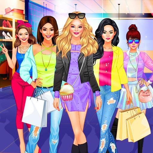 Girl Squad Fashion – BFF Fashionista Dress Up  Apk Mod latest 1.4