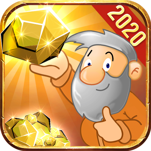 Gold Miner Classic: Gold Rush – Mine Mining Games   Apk Pro Mod latest 2.6.8