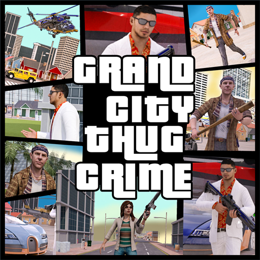 Grand City Thug Crime Game 3.0.3 Apk Mod (unlimited money) Download latest