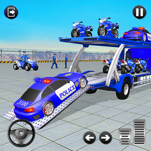 Grand Police Transport Truck  Apk Mod latest 1.0.21