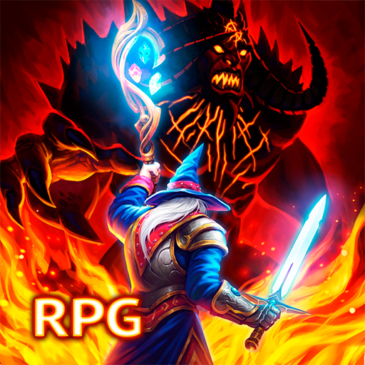 Guild of Heroes Magic RPG | Wizard game   Apk Pro Mod latest 1.105.6