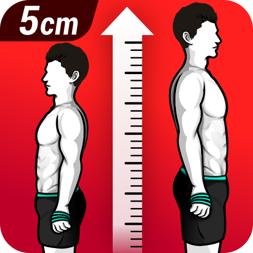 Height Increase – Increase Height Workout, Taller  Apk Pro Mod latest 1.0.8