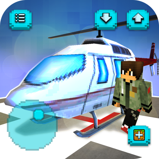 Helicopter Craft: Flying & Crafting Game 2020  Apk Mod latest minApi19