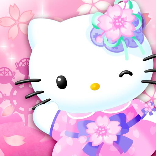 Hello Kitty World 2 Sanrio Kawaii Theme Park Game   Apk Pro Mod latest 4.0.1
