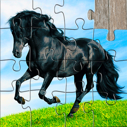 Horse Jigsaw Puzzles Game – For Kids & Adults 🐴 Apk Pro Mod latest 26.1