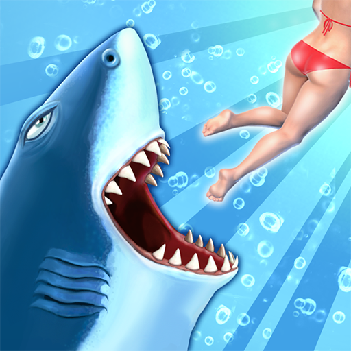 Hungry Shark Evolution – Offline survival game   Apk Pro Mod latest 8.4.2
