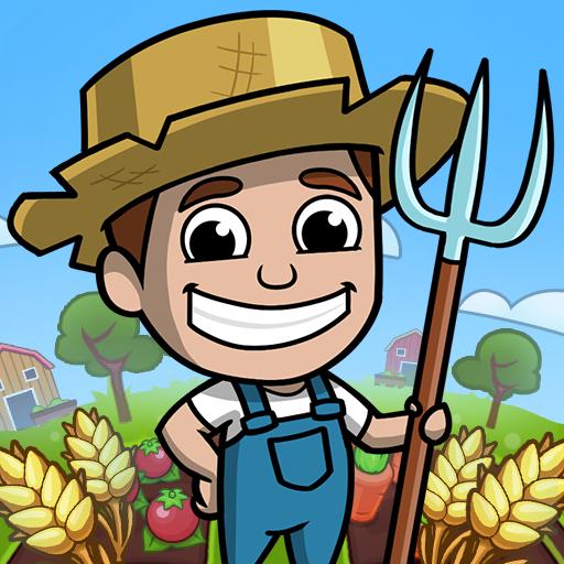 Idle Farm Tycoon – Merge Simulator Apk Mod latest 0.30
