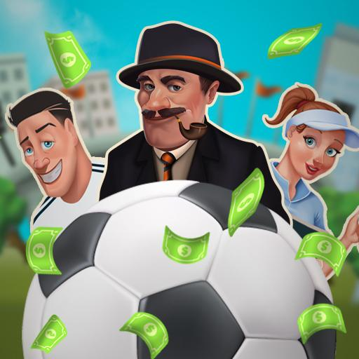 Idle Soccer Tycoon – Free Soccer Clicker Games  Apk Mod latest 3.1.6