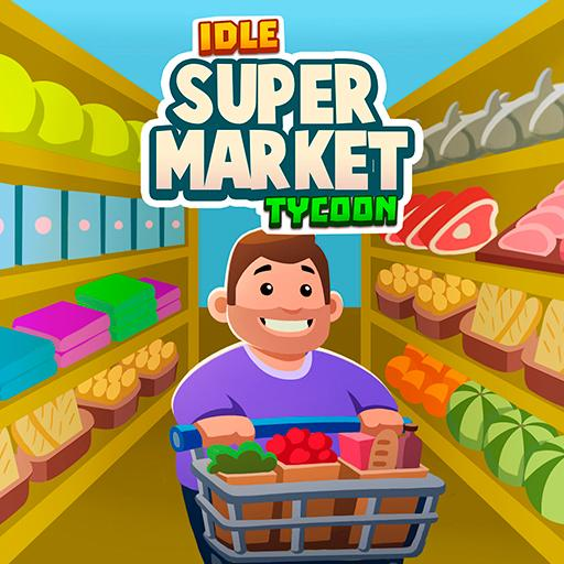 Idle Supermarket Tycoon Tiny Shop Game  2.3.3 Apk Mod (unlimited money) Download latest