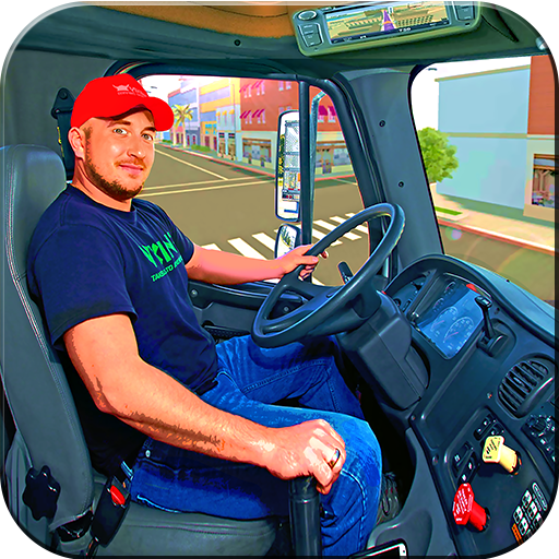 In Truck Driving: Euro new Truck 2020 Apk Pro Mod latest 2.2
