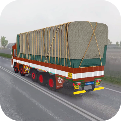 Indian Truck Offroad Cargo Drive Simulator 2  Apk Mod latest 1.0