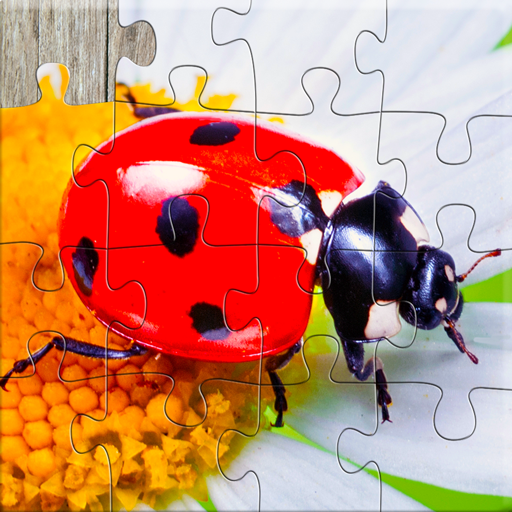 Insect Jigsaw Puzzles Game – For Kids & Adults 🐞  Apk Mod latest 25.2