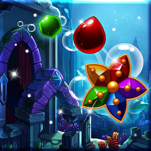 Jewel Water World  1.14.0 Apk Mod (unlimited money) Download latest