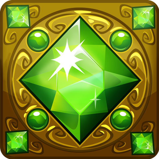 Jewels Deluxe – new mystery & classic match 3 free Apk Mod latest 3.4