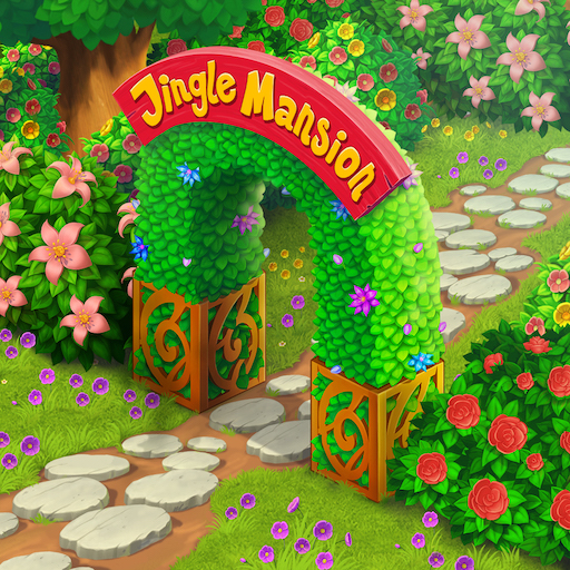 Jingle Mansion-match 3 adventure story games free  Apk Mod latest 2.4.4