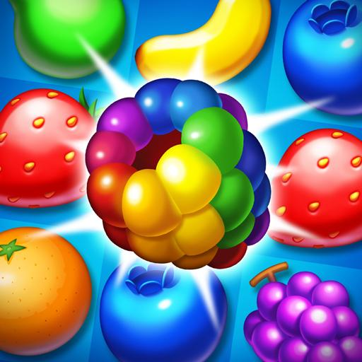 Juice Pop Mania: Free Tasty Match 3 Puzzle Games  Apk Mod latest 4.2.1