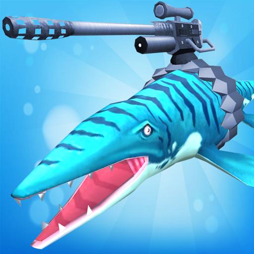 Jurassic Sea Attack   Apk Pro Mod latest 7.53