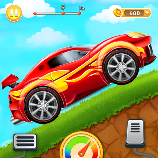 Kids Car Hill Racing: Games For Boys Apk Mod latest 2.1