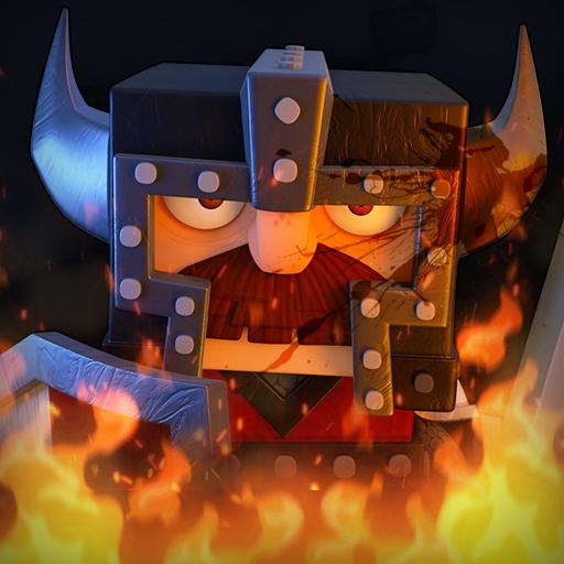 Kingdoms of Heckfire: Dragon Army | MMO Strategy Apk Mod latest 1.047