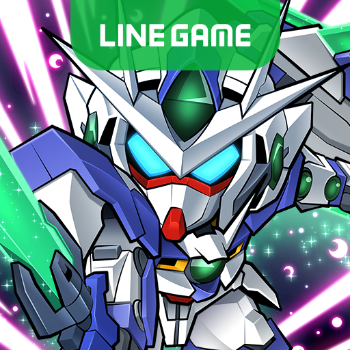 LINE: Gundam Wars! Newtype battle! All the MSes!  7.2.1 Apk Mod (unlimited money) Download latest