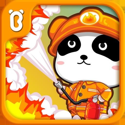 Little Panda Fireman Apk Pro Mod latest 8.52.00.00