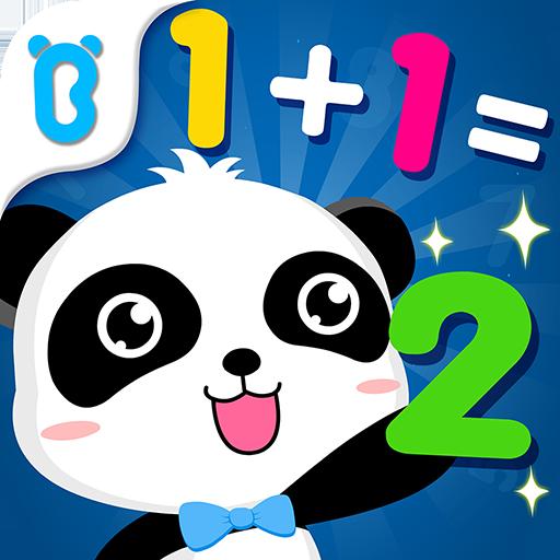 Little Panda Math Genius – Education Game For Kids   Apk Pro Mod latest 8.52.00.00