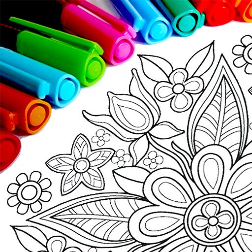 Mandala Coloring Pages  16.0.8 Apk Mod (unlimited money) Download latest