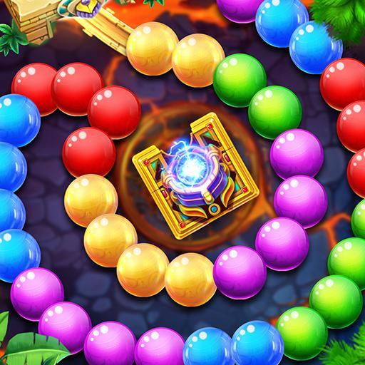 Marble Dash Epic Bubble Shooter Legend Game 2021  1.1.667 Apk Mod (unlimited money) Download latest