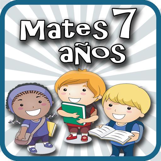 Matemáticas 7 años  Apk Mod latest 1.0.22