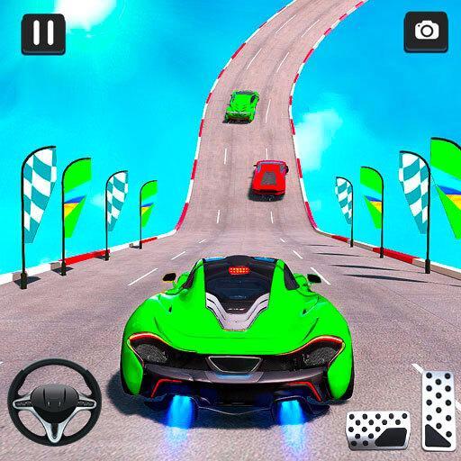 Mega Ramp Car Racing Stunts 3D – Impossible Tracks  Apk Mod latest 1.2.8