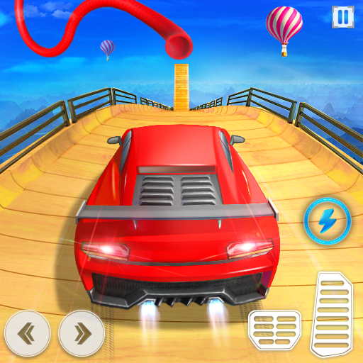 Mega Ramp Car Racing Stunts 3D: New Car Games 2021   Apk Pro Mod latest 4.5