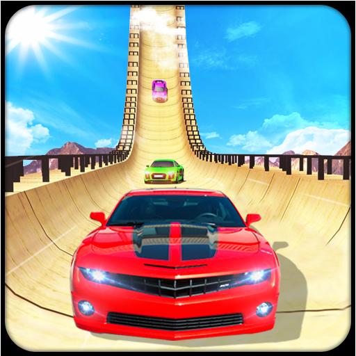 Mega Ramp Car Simulator – Multiplayer Racing Games   Apk Pro Mod latest 5.2