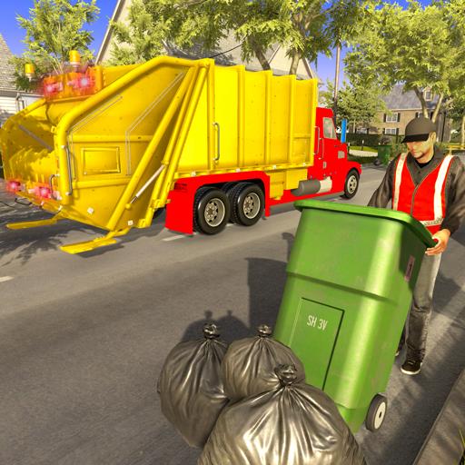 Modern Trash Truck Simulator – Free Games 2020 Apk Mod latest 1.4