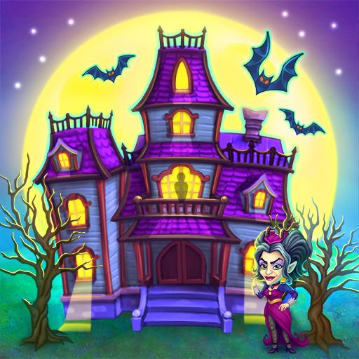 Monster Farm Happy Ghost Village – Witch Mansion Apk Pro Mod latest 1.64