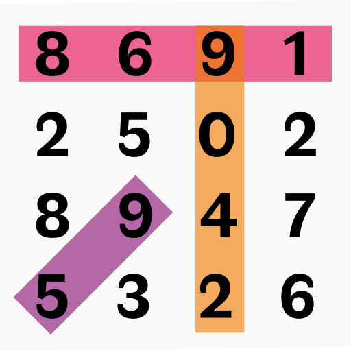 Number Search Puzzles – Number games pastime free  Apk Mod latest 1.3.1