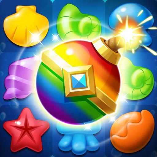 Ocean Splash Match 3: Free Puzzle Games Apk Mod latest 3.5.2