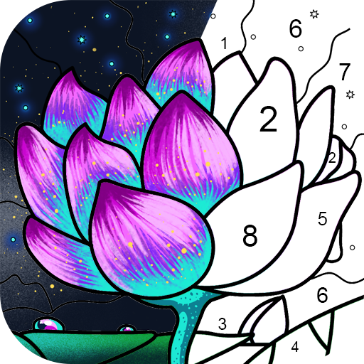 Paint By Number Coloring Book & Color by Number  2.59.0 Apk Mod (unlimited money) Download latest