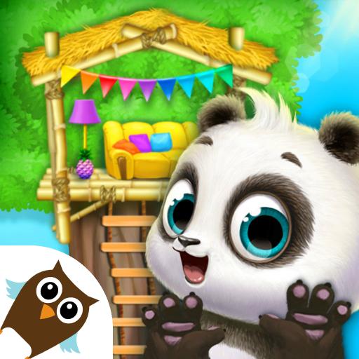 Panda Lu Treehouse – Build & Play with Tiny Pets Apk Mod latest 1.0.500