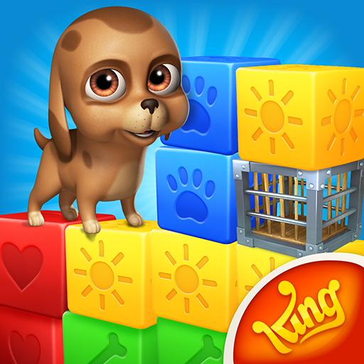 Pet Rescue Saga  1.288.10 Apk Mod (unlimited money) Download latest