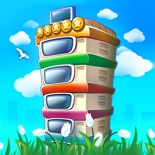 Pocket Tower Building Game & Megapolis Kings  3.24.14 Apk Mod (unlimited money) Download latest