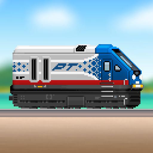 Pocket Trains Tiny Transport Rail Simulator   Apk Pro Mod latest 1.5.3