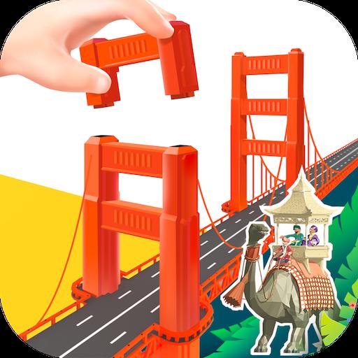 Pocket World 3D Assemble models unique puzzle  1.8.7 Apk Mod (unlimited money) Download latest