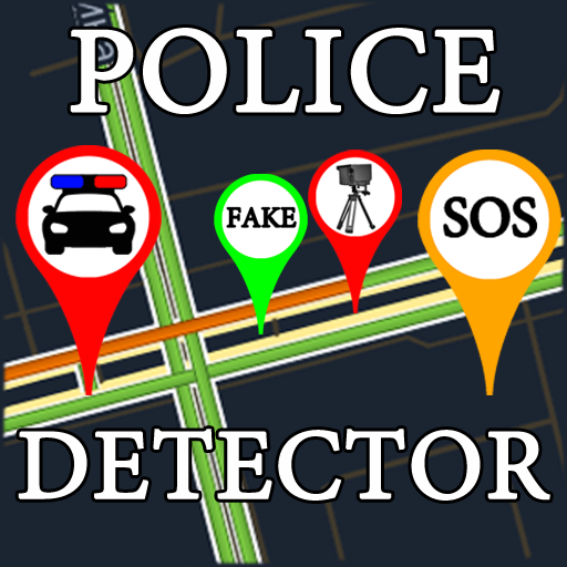Police Detector (Speed Camera Radar)  Apk Pro Mod latest 2.37