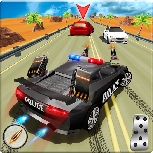 Police Highway Chase Racing Games – Free Car Games  1.3.5 Apk Mod (unlimited money) Download latest
