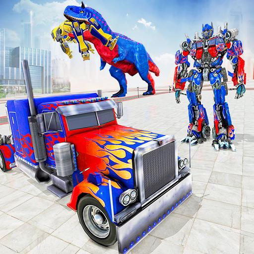 Police Truck Robot Game – Transforming Robot Games Apk Pro Mod latest 1.2.0