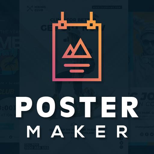 Poster Maker, Flyer Maker, Graphic Design App Apk Pro Mod latest 34.0