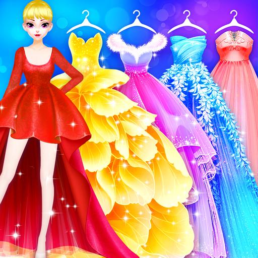 Princess Dress up Games – Princess Fashion Salon Apk Mod latest 1.22